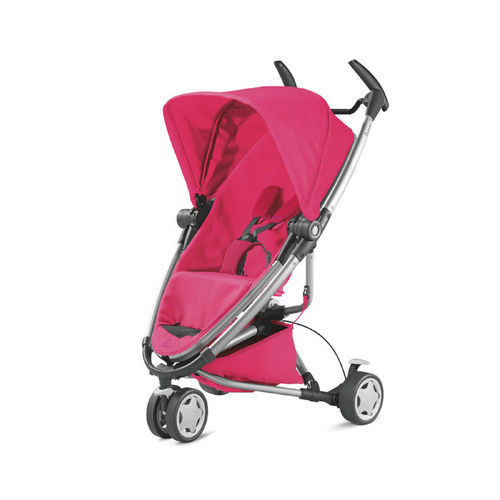 Quinny Zapp Xtra 2 Buggy - Pink Passion