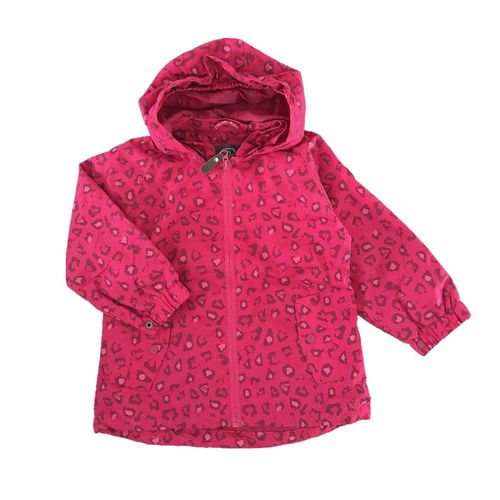 Color Kids Barrow Mädchen Übergangsjacke - Bright Rose