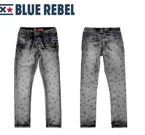 Blue Rebel Girls Jogg Jeans Hose mit Gummibund