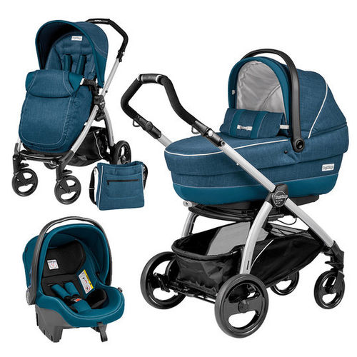Peg Perego Kinderwagen-Set XL Book Plus Completo Modular