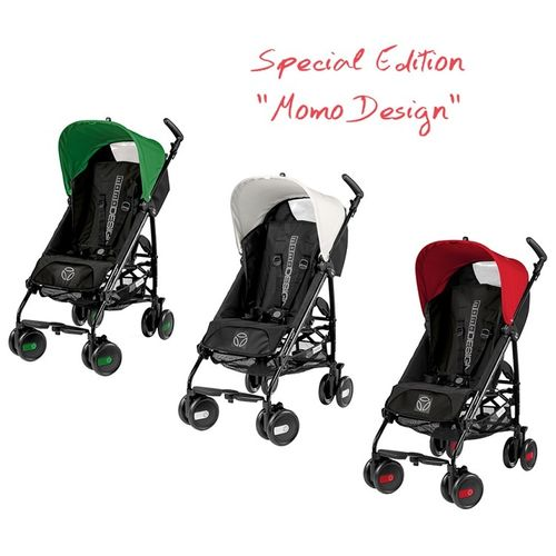 Peg Perego Pliko Mini Buggy Special Edition Momo Design
