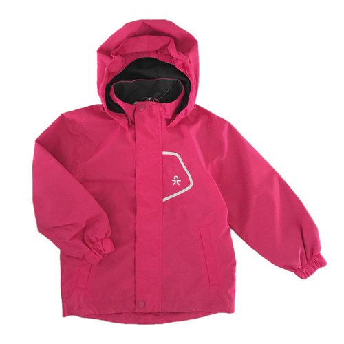 Color Kids Callas Kinder Regenjacke wasserdicht air-flo 10000 - Bright Rose
