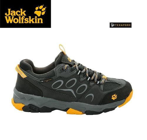 Jack Wolfskin Mtn Attack 2 Texapore Low K Wanderhalbschuhe - Burly Yellow