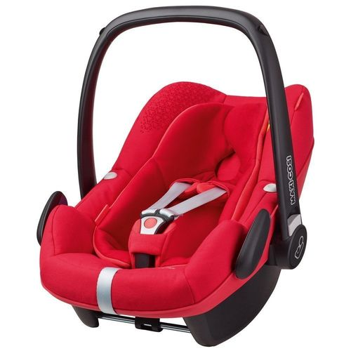 Maxi-Cosi Pebble Plus Babyschale (i-Size) - Origami Red