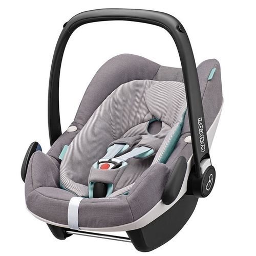 Maxi-Cosi Pebble Plus Babyschale (i-Size) - Concrete Grey