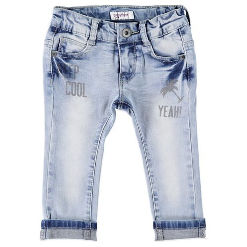 Babyface Jungen Sommer Jeans Hose Light Denim 7107201