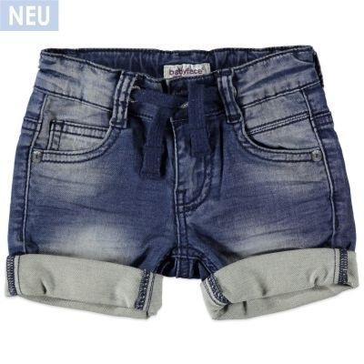 Babyface Jungen Jogg Jeans Short Blue Denim 7107215