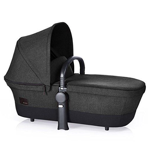 Cybex Platinum Priam Carry Cot Kinderwagenaufsatz, 15 Black Beauty