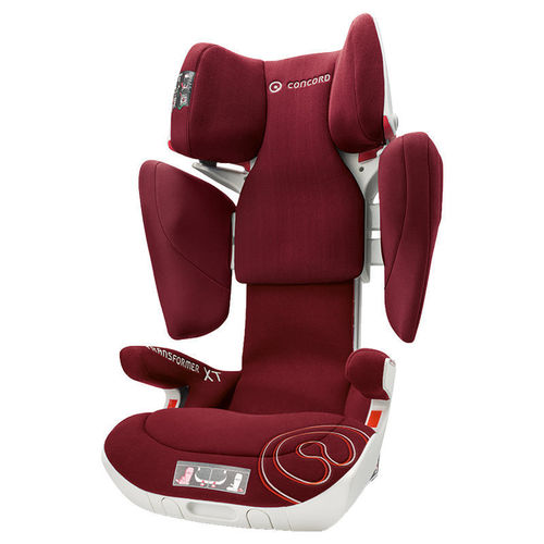 Concord Transformer XT Kindersitz 15-36kg, 980 Bordeaux Red