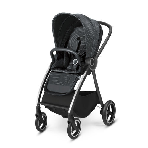 gb PLATINUM Kinderwagen Maris Sportwagen - Sonderedition Lux Black